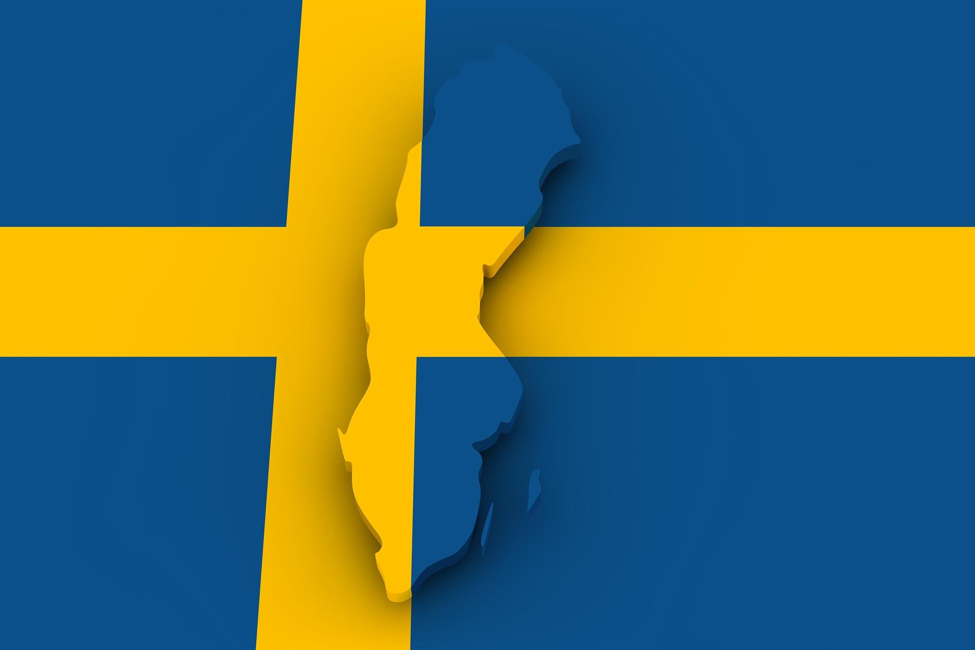 Den Svenska Flaggan! 1